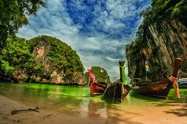 Тайланд, Андаманско море